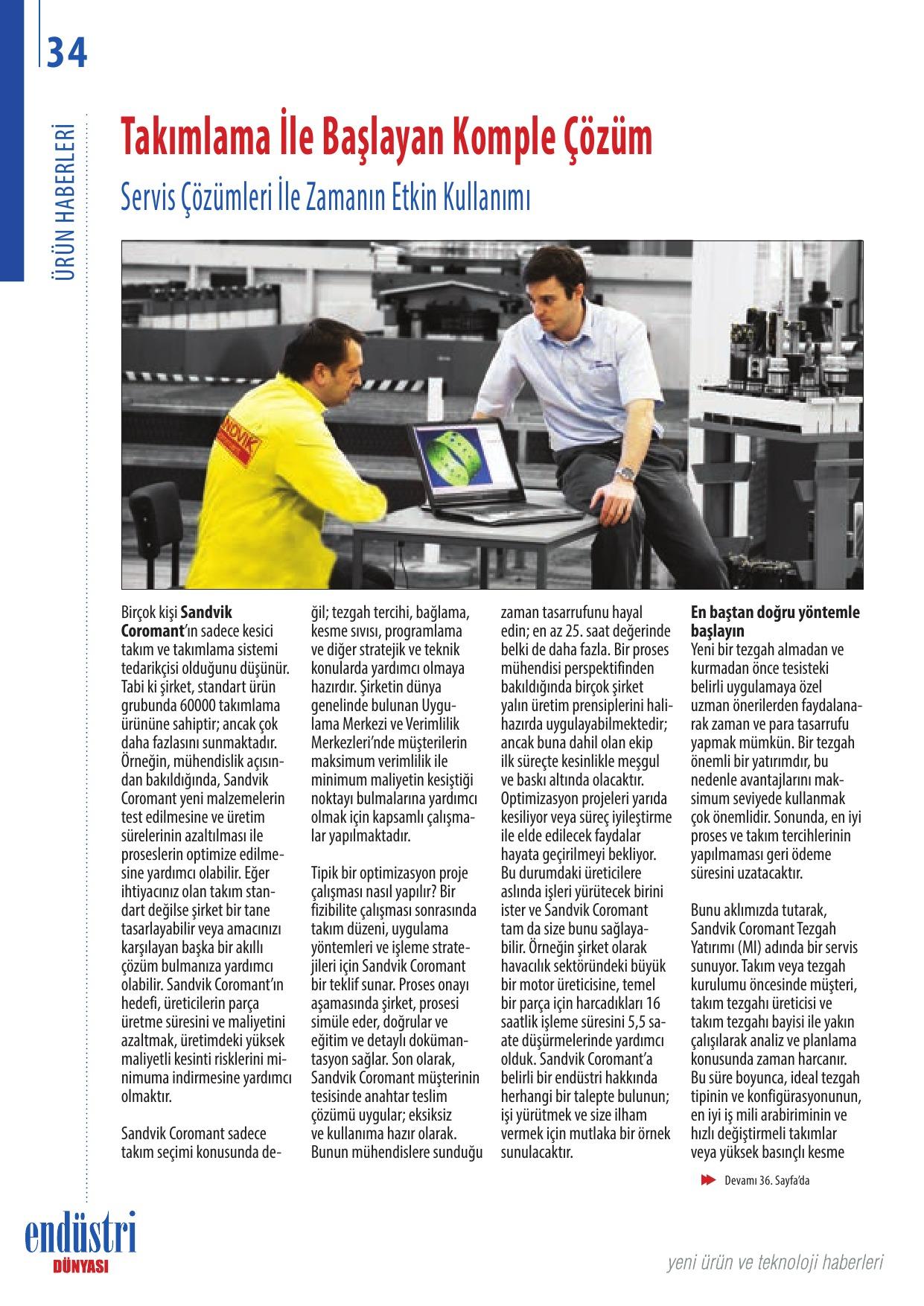 Otomatik işyeri - iş sürecini optimize etmek için modern bir yöntem